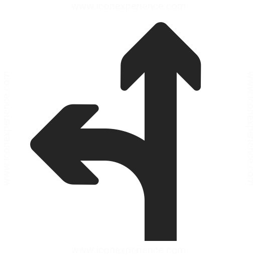 Arrow Junction Icon