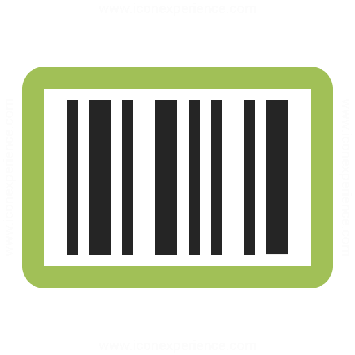 IconExperience » O-Collection » Barcode Icon: iconexperience.com/o_collection/icons/?icon=barcode