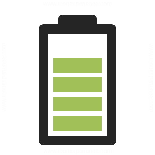 batteries icons - photo #9