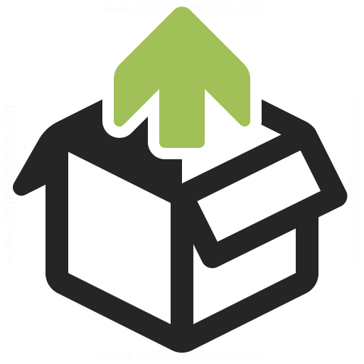 Box Out Icon
