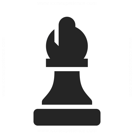 how to draw a bishop chess piece