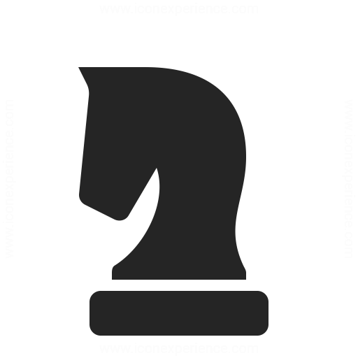 Chess Piece Knight Ico...