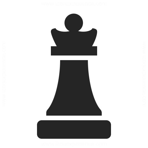 Chess Black Queen Clip Art at Clker.com vector clip art online ...