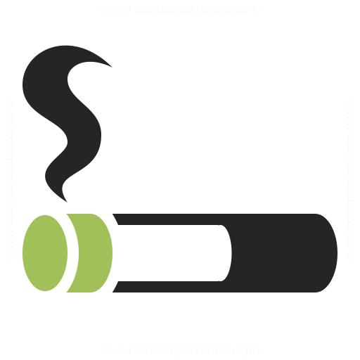 IconExperience » O-Collection » Cigarette Icon: https://www.iconexperience.com/o_collection/icons/?icon=cigarette