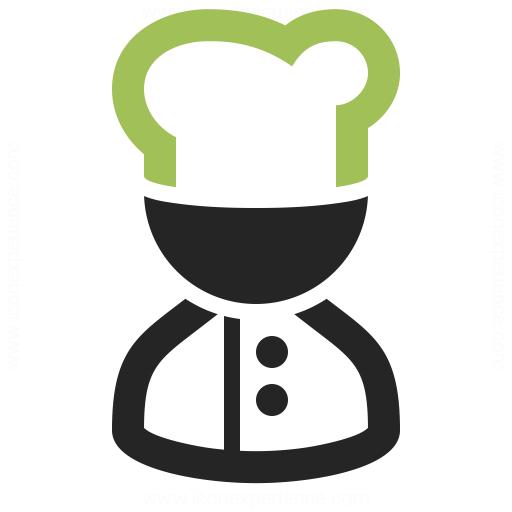 IconExperience » O-Collection » Cook Icon: https://www.iconexperience.com/o_collection/icons/?icon=cook