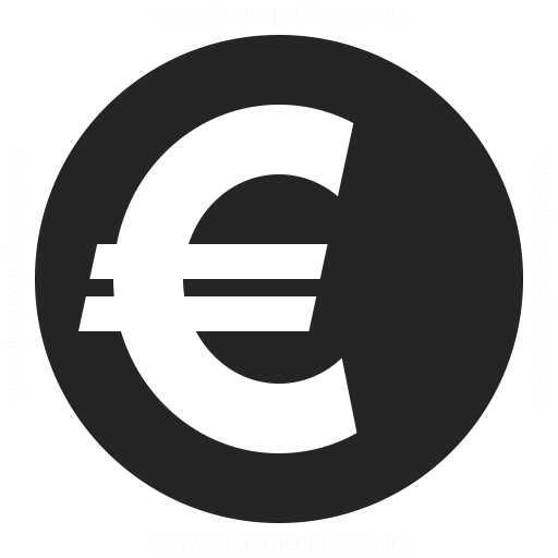 Currency Euro Icon & IconExperience - Professional Icons ...