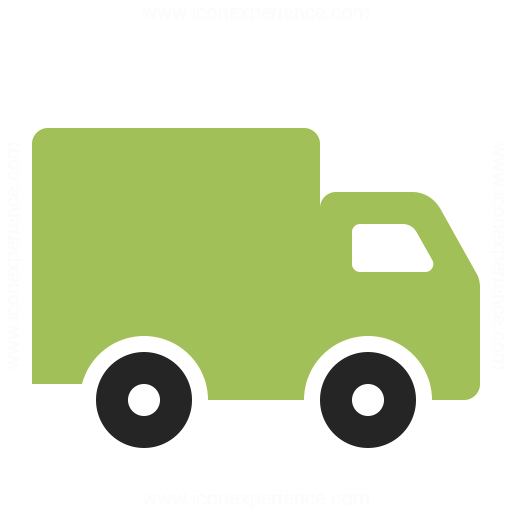 delivery truck icon vector - photo #26