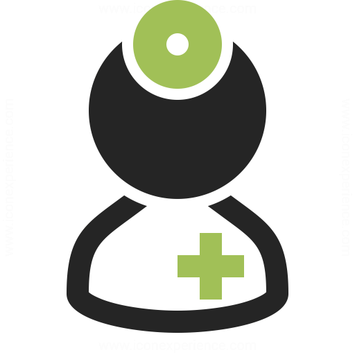 IconExperience » O-Collection » Doctor Icon: https://www.iconexperience.com/o_collection/icons/?icon=doctor