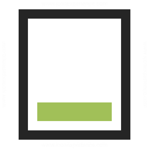 Document Footer Icon