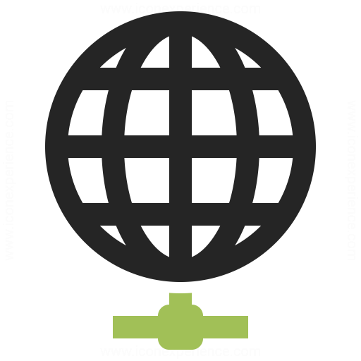 Environment Network Icon