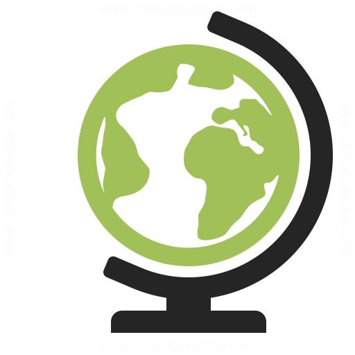 Globe Icon & IconExperience - Professional Icons » O ...