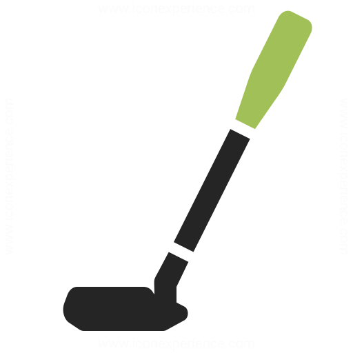 IconExperience » O-Collection » Golf Club Putter Icon: https://www.iconexperience.com/o_collection/icons/?icon=golf_club...