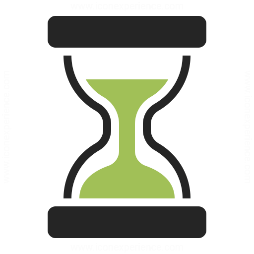 Hourglass Icon & IconExperience - Professional Icons » O ...