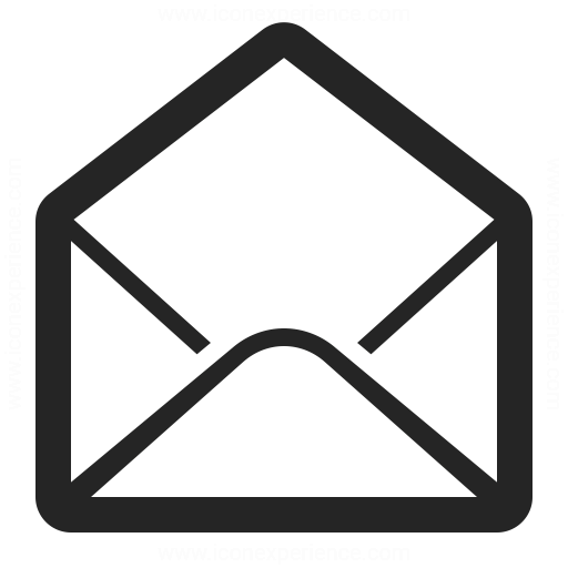 IconExperience » O-Collection » Mail Open Icon