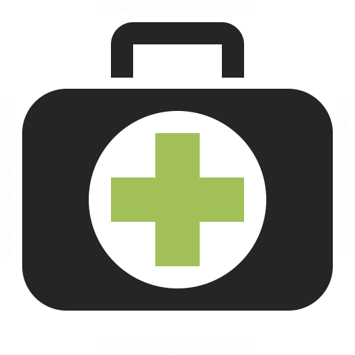 Medical Bag Icon & IconExperience - Professional Icons » O ...