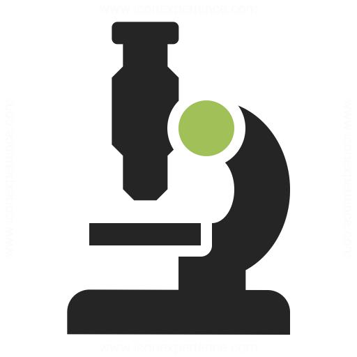 IconExperience » O-Collection » Microscope Icon: iconexperience.com/o_collection/icons/?icon=microscope