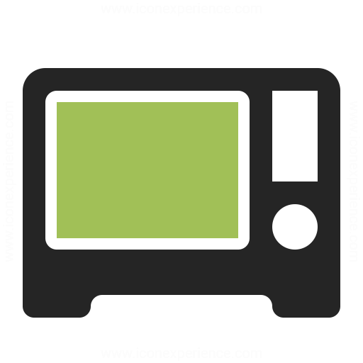 Microwave Oven Icon & IconExperience - Professional Icons ...