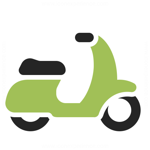 Motor Scooter Icon Amp Iconexperience Professional Icons