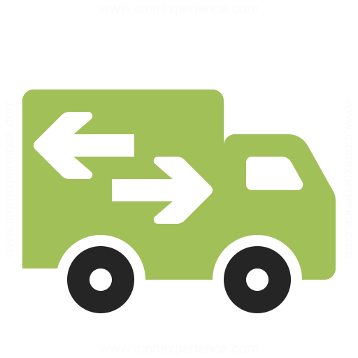 Moving Truck Icon