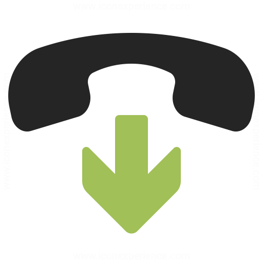 phone hang up icon amp iconexperience professional icons