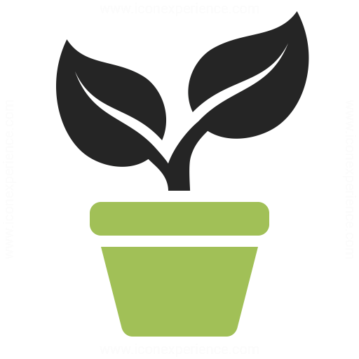 Plant Icon & IconExperience - Professional Icons » O ...