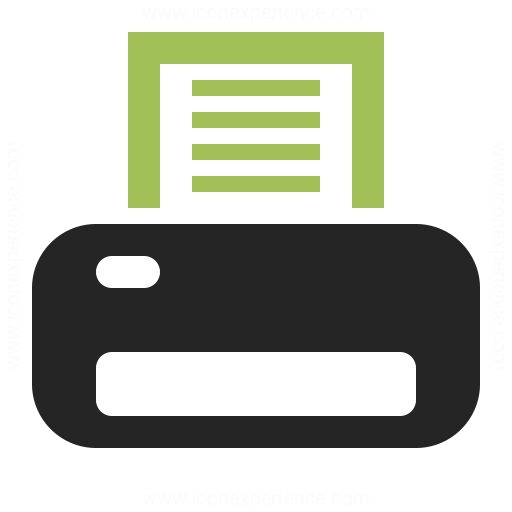 Printer Icon & IconExperience - Professional Icons » O ...