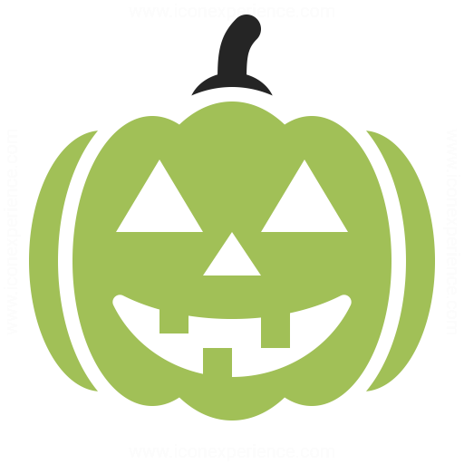 Pumpkin Halloween Icon | IconExperience - Professional Icons » O ...