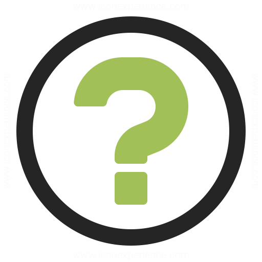 question icon amp iconexperience professional icons 187 o