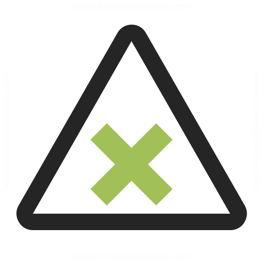 IconExperience » O-Collection » Sign Warning Harmful Icon: iconexperience.com/o_collection/icons/?icon=sign_warning_harmful