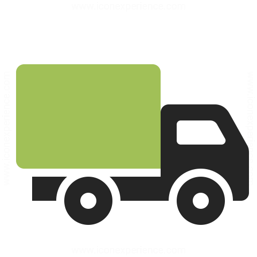 Small Truck Icon & IconExperience - Professional Icons » O ...