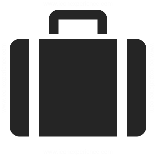 Suitcase Icon Amp Iconexperience Professional Icons 187 O