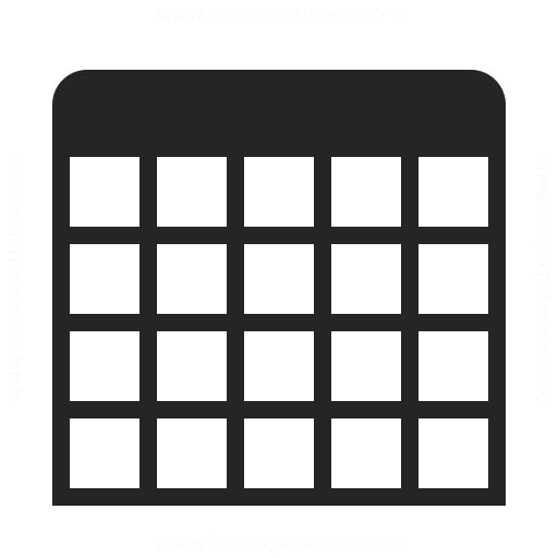 Data Table Icon Table Icon