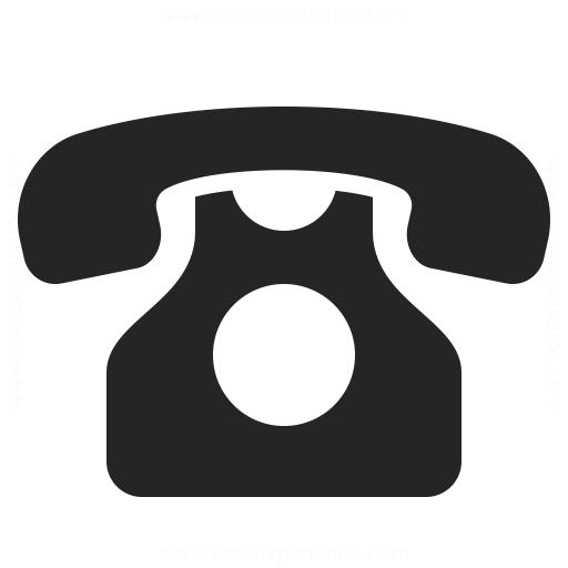Telefon Icon Word