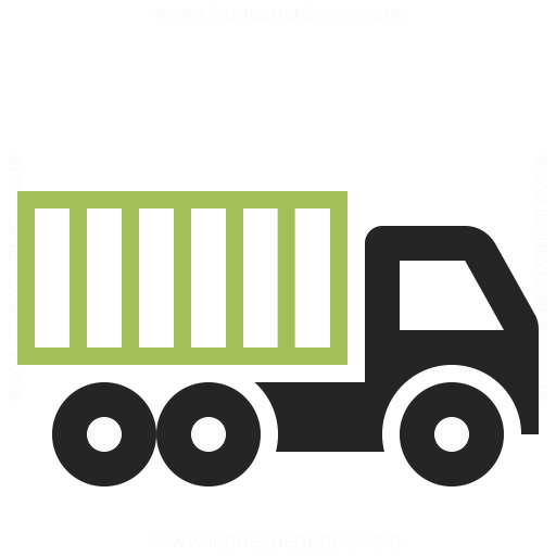 Truck Container Icon & IconExperience - Professional Icons ...