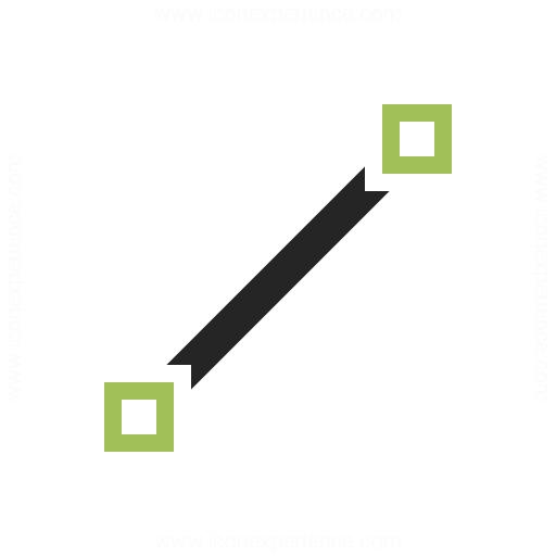 IconExperience » O-Collection » Vector Line Icon: iconexperience.com/o_collection/icons/?icon=vector_line