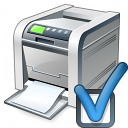 Printer Preferences Icon 128x128