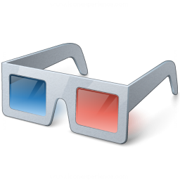 Iconexperience V Collection 3d Glasses Icon