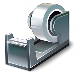 Adhesive Tape Icon 256x256