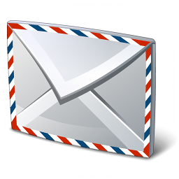 Airmail Closed Icon 256x256