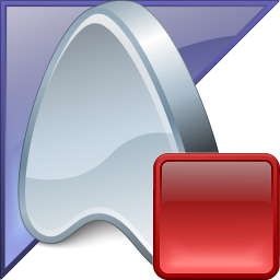 Application Enterprise Stop Icon 256x256