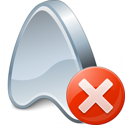 Application Error Icon 256x256