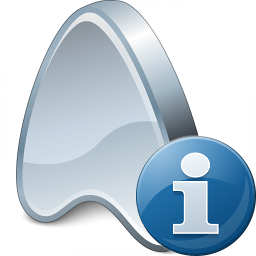 Application Information Icon 256x256
