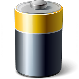 Iconexperience V Collection Battery Icon