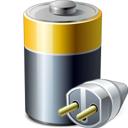 Battery Connection Icon 256x256