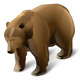 Iconexperience V Collection Bear Icon