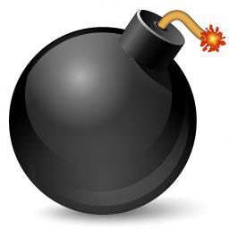 Iconexperience V Collection Bomb Icon