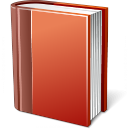 Book Red Icon 256x256