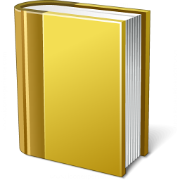 Book Yellow Icon 256x256
