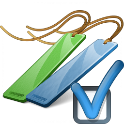 Bookmarks Preferences Icon 256x256