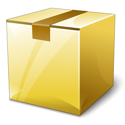 Box Closed Icon 256x256